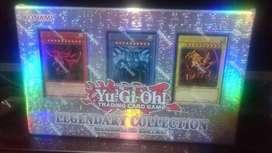 YUGIOH - LEGENDARY COLLECTION 01 - SINE FULGERE COLECCIONABLES