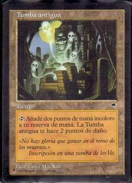 Magic El Encuentro Ancient Tomb