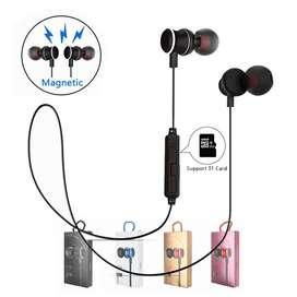 Auricular Bluetooth K10 Con Lector De Micro Sd