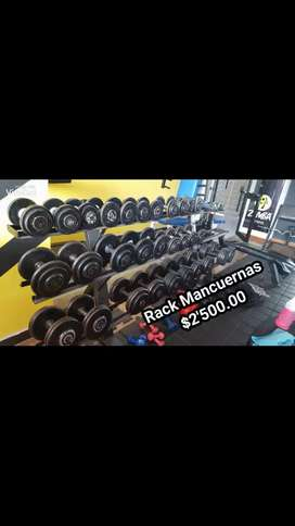 RACK DE MANCUERNAS