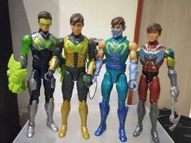 Figuras Max Steel 3