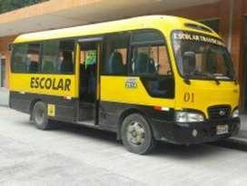 Buseta Hyundai Country (24 asientos)