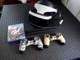 Play 4 gafas realidad virtual