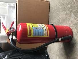 Extintor y Dispensadores