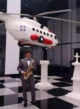 Sax ONLINE VERTUAL