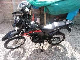 Moto xr 190 honda