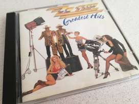 Cd Zz Top Greatest Hits Made In Germany