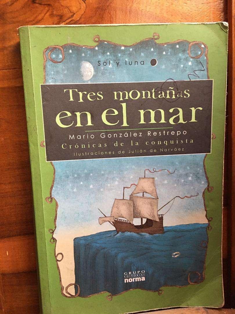 Tres montañas en el mar (libro) 0