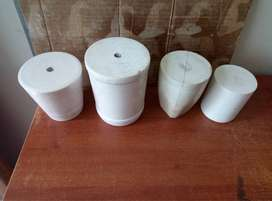 Moldes en yeso para Ceramica y porcelana