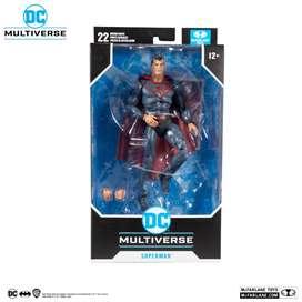 Figura Accion Superman Red Son