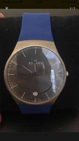 Reloj Skagen Azul Skw6072