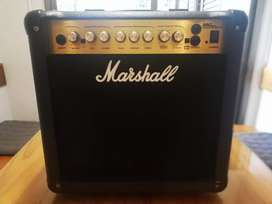 Amplificador Marshall Mg15DFX