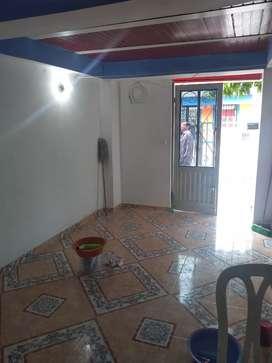 Se arrienda habitación amplia barrio Timanco