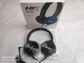 Audifono Diadema NIA AN-450