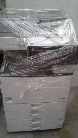 Ganga final de año fotocopiadora Ricoh 4002
