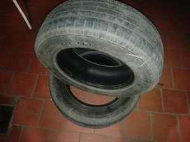 4 Neumáticos Continental Usados