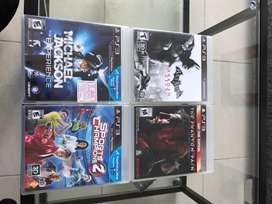 Video juegos play Station 3