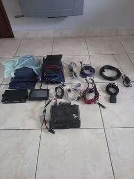 Kit radio para remis