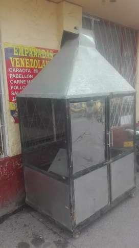 Vendo horno de carne Llanera