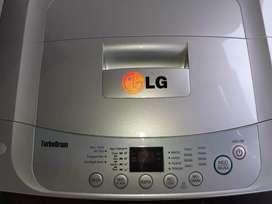 Lavadoras usadas como nuevas.