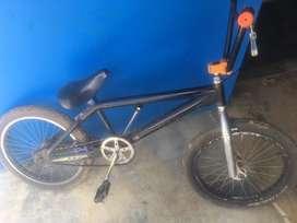 Bicicleta cross inssa