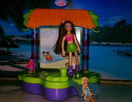Polly Pocket : Groove Hula-lucious con Kerstie