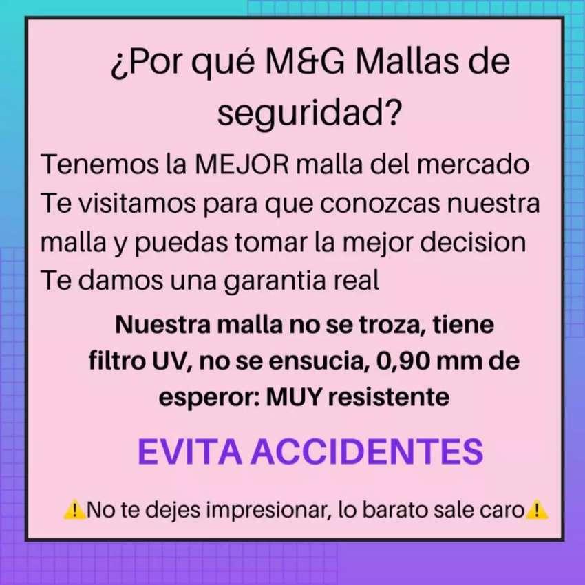 M&G MALLAS de seguridad!! 0