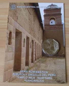 Blister Templo Inca Huaytará