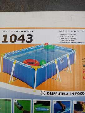 Pileta Pelopincho 2800 Lts Mod 1043