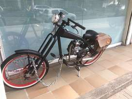 Bobber Motorcicle