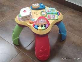 """Vendo Mesita de Actividades para Bebé """"Learning Table"""" Fisher Price"""