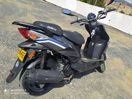 Vendí moto Auteco agility ,cilindraje 125, automática , modelo 2018