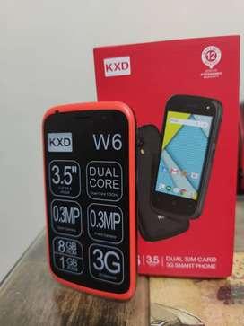 oferta celular KXD MODELO: W6
