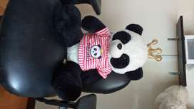 Peluche oso panda con sonido