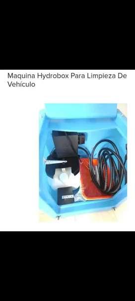 Maquina Hydrobox