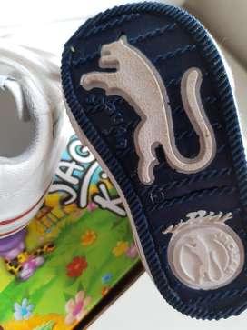 Zapatillas Jaguar N19.