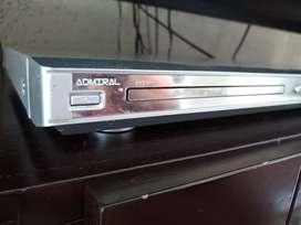 Vendo dvd admiral