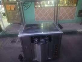 Reparación y mantenimiento de asadores de arepas boyacense o snacks de queso