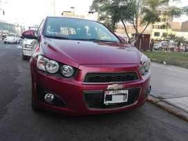 Ocasión Venta Chevrolet Sonic Hatchback 2013