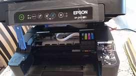 Impresora multifuncional inalámbrica