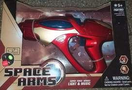 Pistola super space