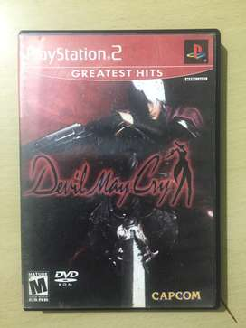 Devil May Cry PS2 original - Playstation2