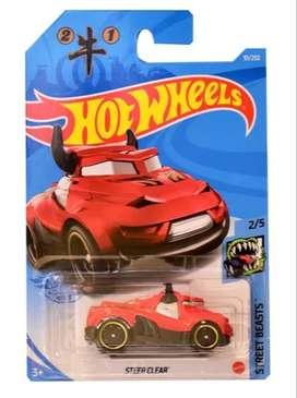 Hot Wheels Steer Clear Street Beasts