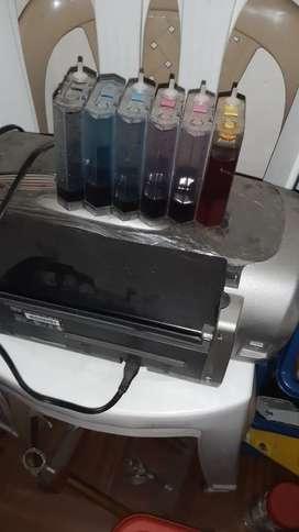 Impresora EPSON R200 poco uso.