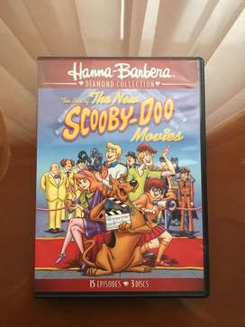 Las nuevas películas de Scooby Doo.