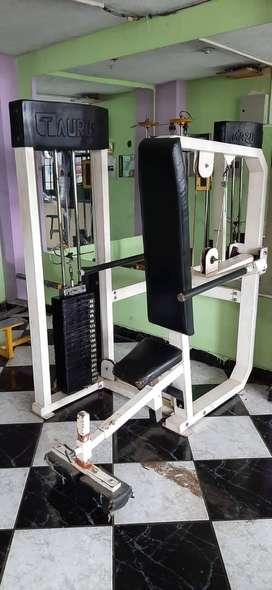 maquina de triceps