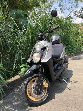 Yamaha Bws X Mod 2015