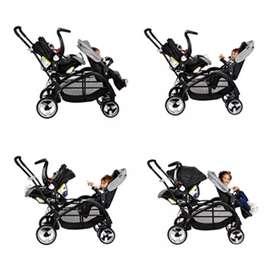 Coche Gemelar Baby Trend Sit N' Stand