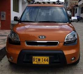 Kia soul 2011 full equipo