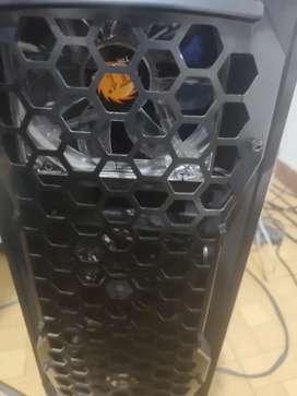 Vendo PC full, solo le falta la tarjeta gráfica y la arreglas para PC gamer